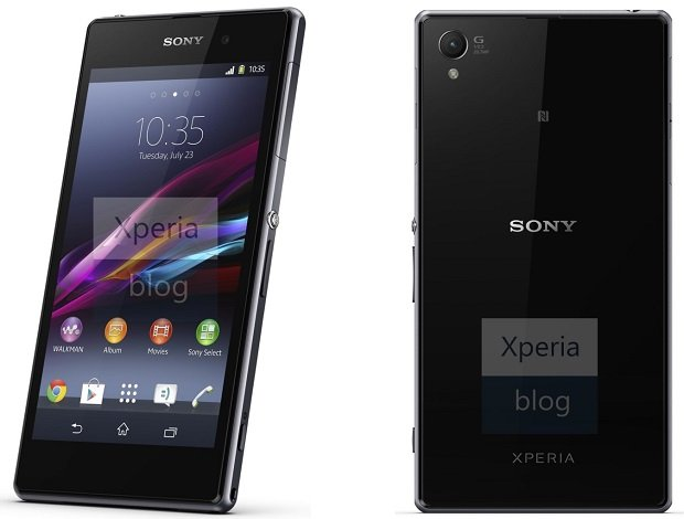 Sony Xperia Z1 Android
