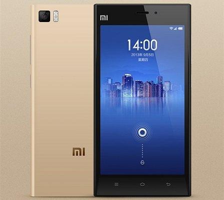 XiaoMi-Mi3-Gold-Edition