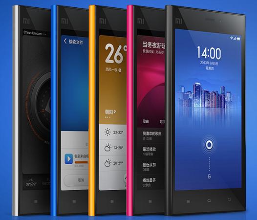 Xiaomi MiPhone 3 Mi3