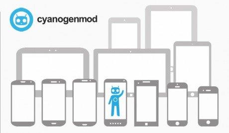 Page cyanogenmod 1