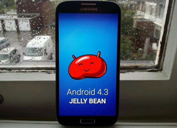 Android 4.3 Galaxy S4