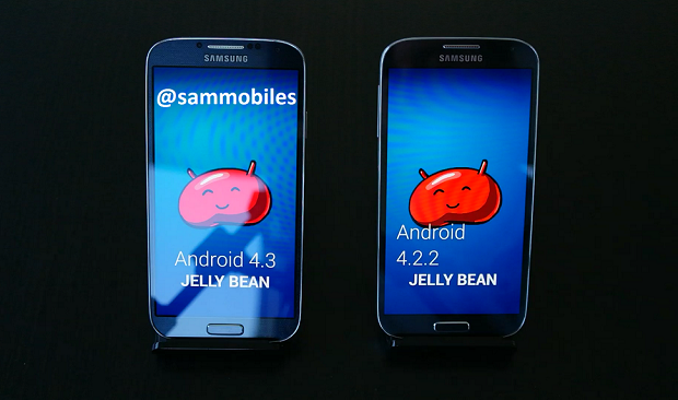 Android 4.3 Samsung Galaxy S4