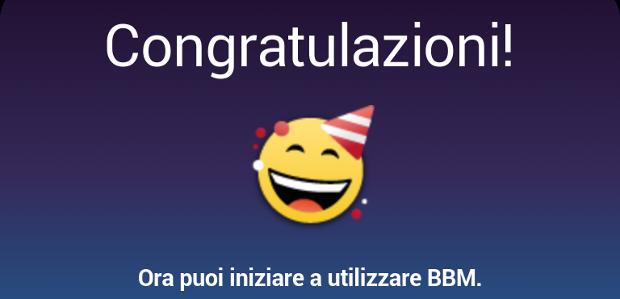 BBM-congratulazioni
