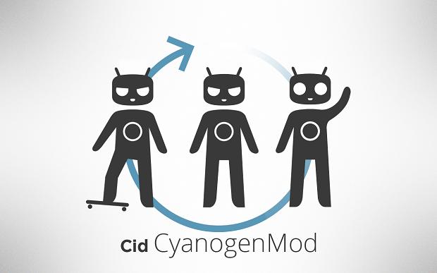 CyanogenMod Screen Recording