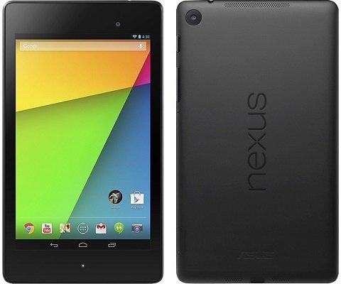Nexus 7 2013 Android 4.4