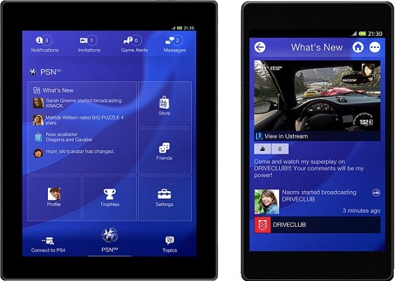 Play Station Android