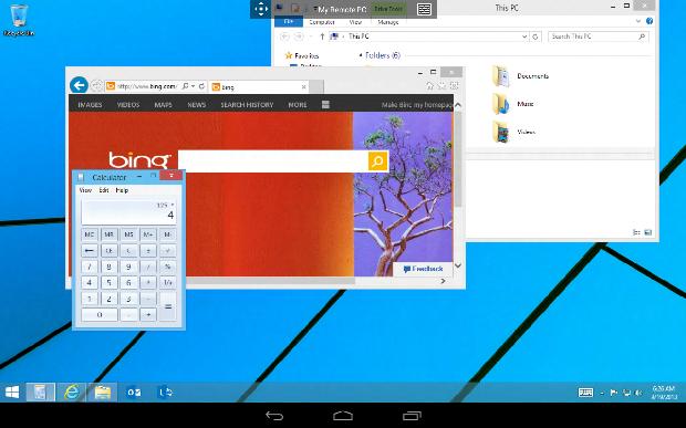 Remote Desktop Android