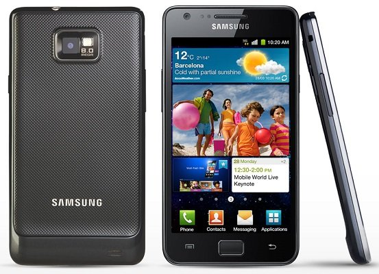 Samsung-Galaxy-S-2 Android 4.2