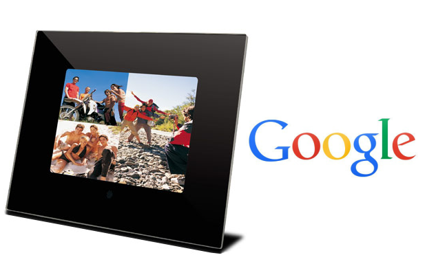 google digital photo frame