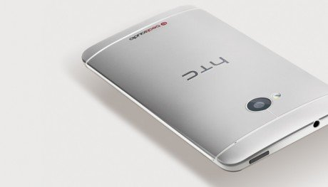 Htc one back1