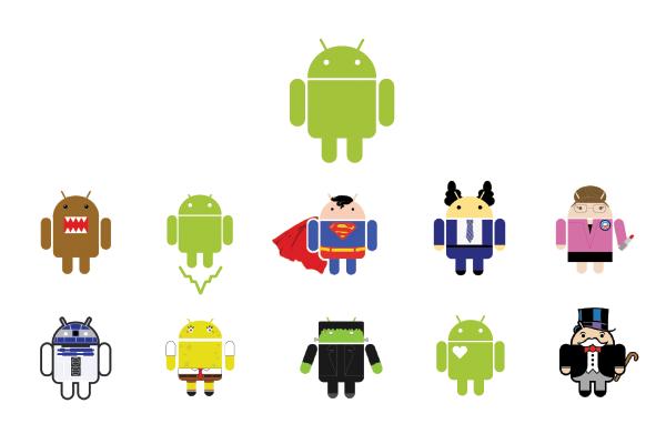 Android Com 232 Nato Il Logo E Chi Lo Ha Disegnato