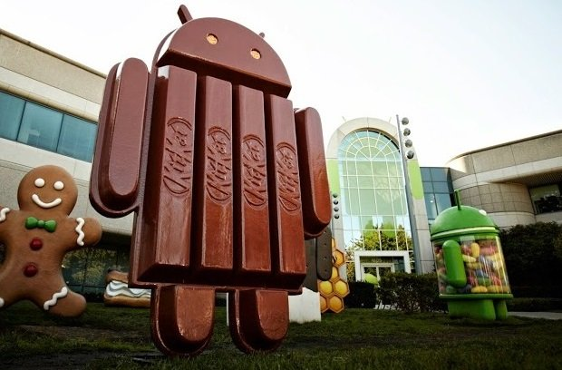 Android 4.4 Xperia