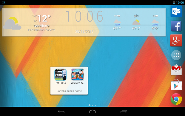 Apex Launcher Android 4.4 KitKat