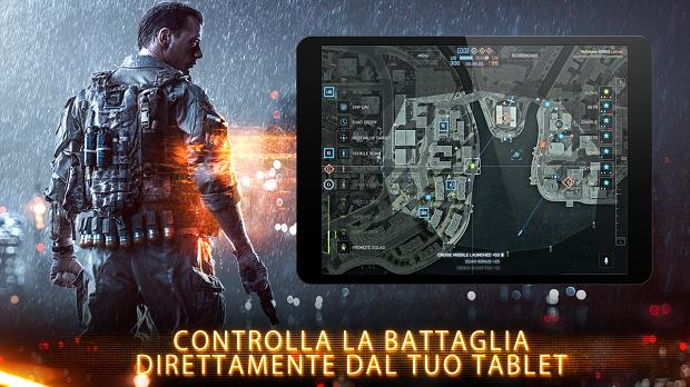 BATTLEFIELD 4 Commander Android