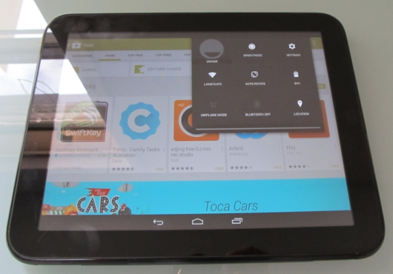 HP TouchPad Android 4.4 Kitkat