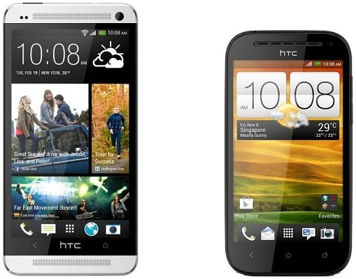 HTC One- One SV- Android 4.3 Sense 5
