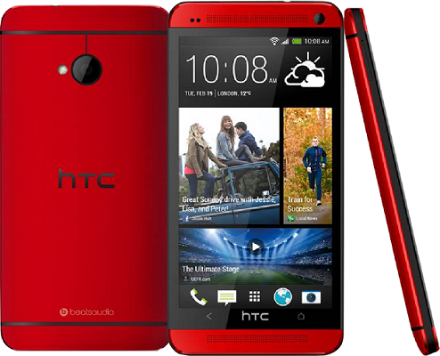 HTC-One-glamour-red1