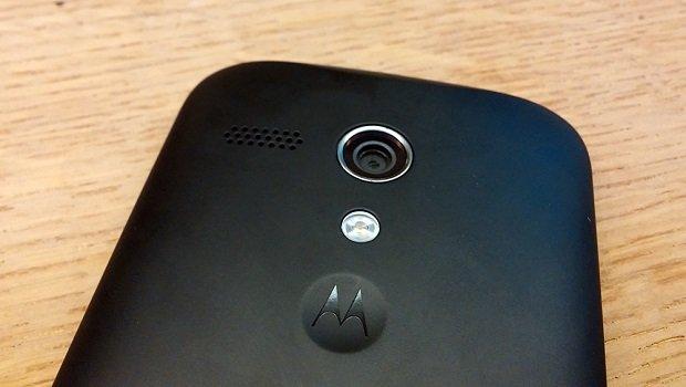 Motorola Moto G Fotocamera