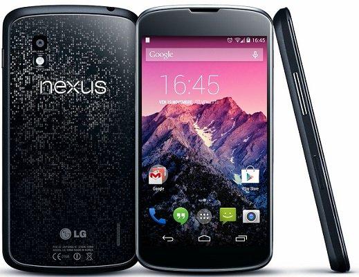 Nexus 4 ROM Android 4.4