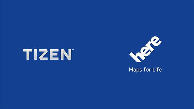 Nokia-HERE-Tizen