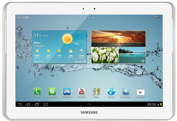Samsung Galaxy Tab 2 10.1 Android 4.2.2
