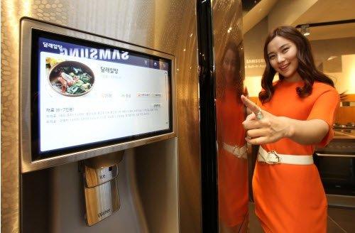Samsung-Tizen-smart-fridge
