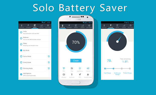 Solo Battery Saver - Doctor