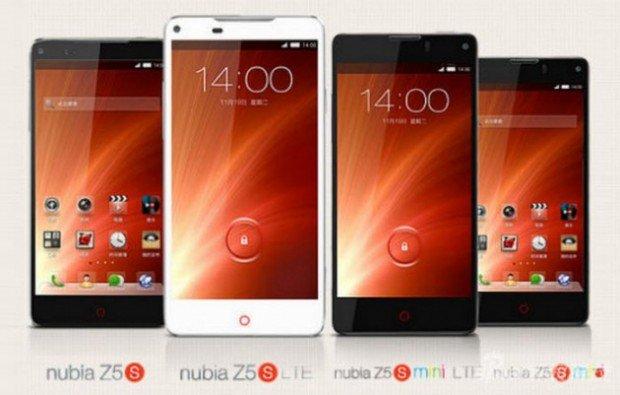 ZTE-Nubia-Z5S-