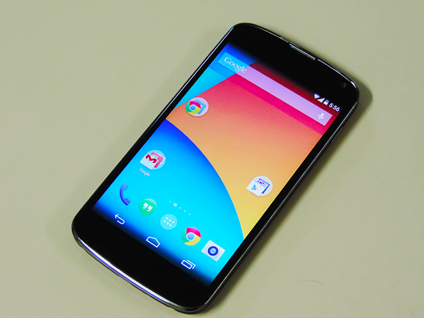nexus 4 android 4