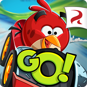 Angry Birds Go-icona