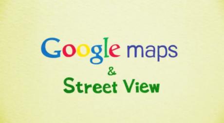 Google Maps StreetView video