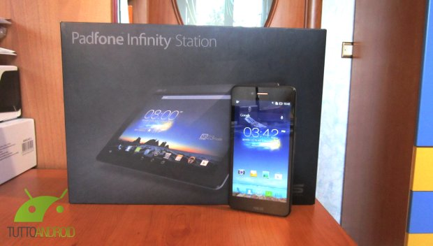 New-Padfone-Infinity-unboxing