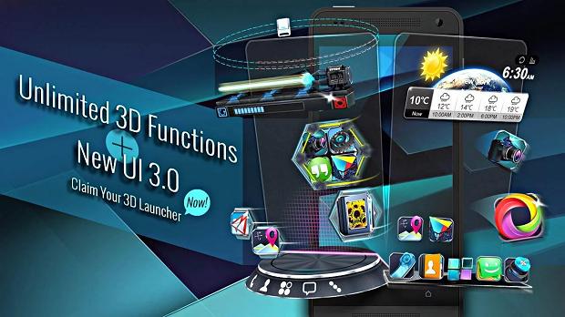 Next Launcher 3D 3.0