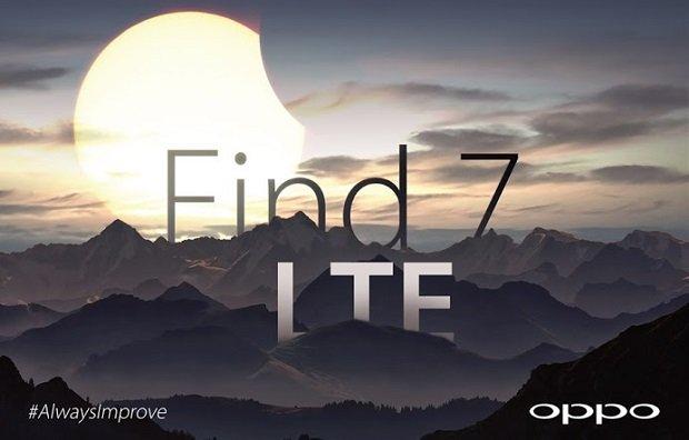 Oppo Find 7 LTE