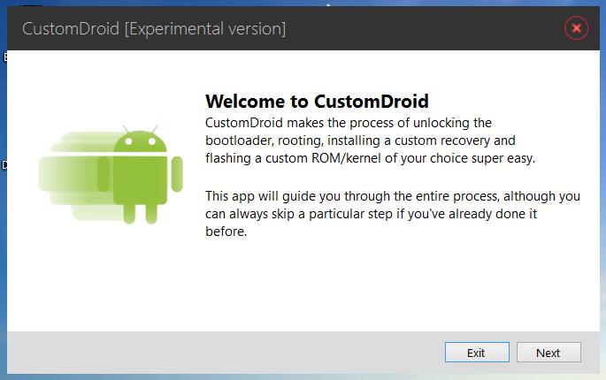 CustomDroid, il tool all-in-one per installare qualsiasi ROM sul proprio Android
