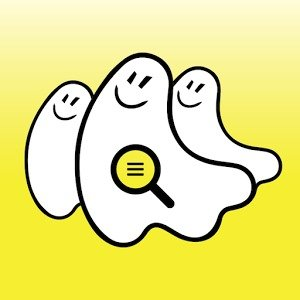 SnapSearch for Snapchat-icona