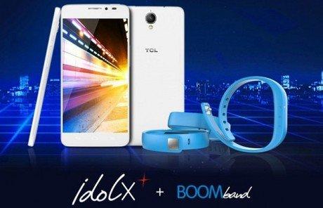 TCL Idol X plus boomband