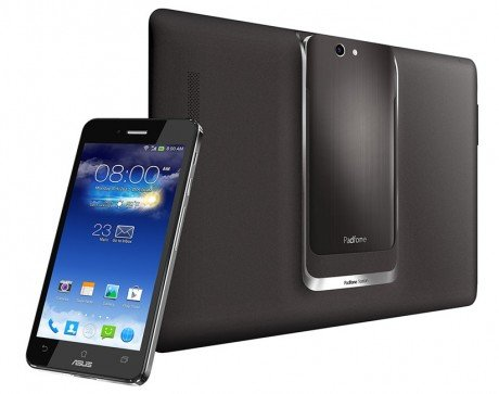 The new Asus Padfone Infinity