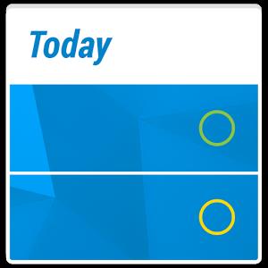 Today - Calendar Widget