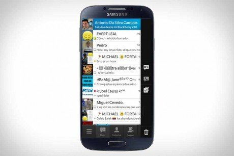 BBM Android1