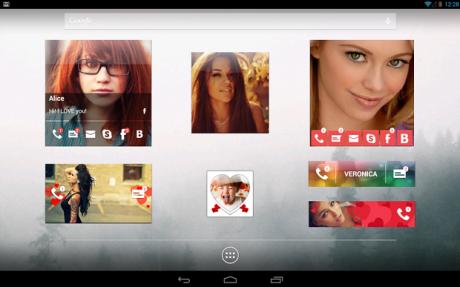 Contact HD Widgets Love