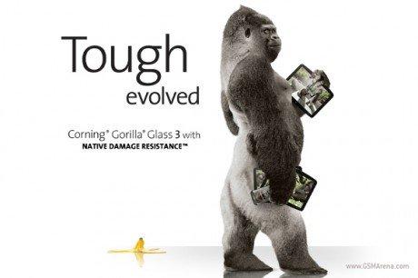 Gorilla Glass 3D
