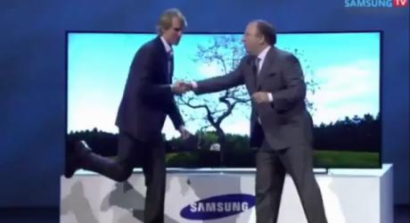 Michael Bay Samsung CES2014