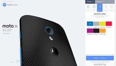Motorola Moto X Moto Maker