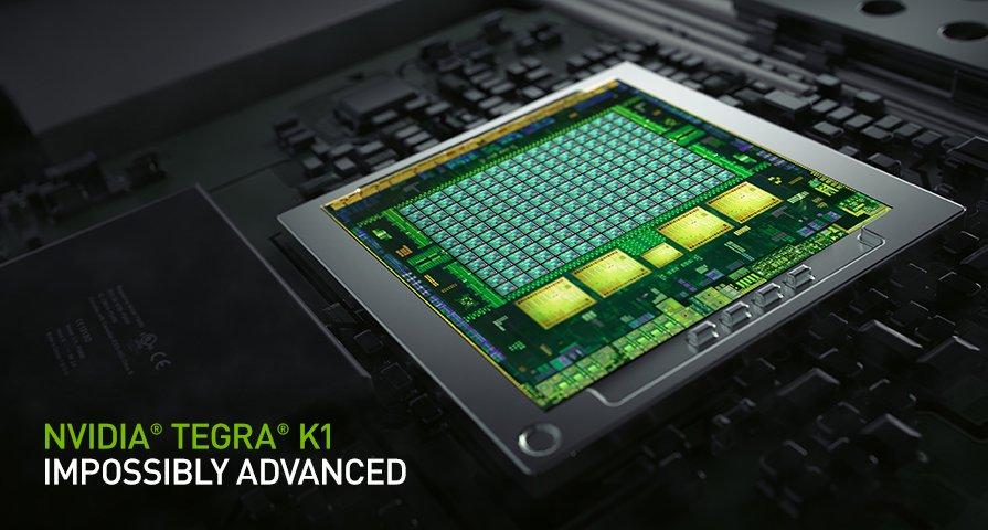 NVIDIA Tegra K1 polverizza la concorrenza, ha le prestazioni grafiche di un notebook