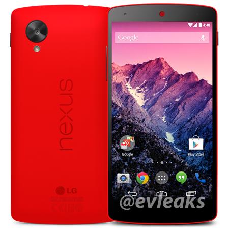 Nexus Red Rosso