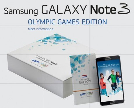 Samsung Galaxy Note 3 Olympic Games Edition e1390394322757