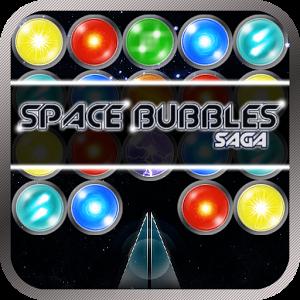Space Bubbles Saga 1