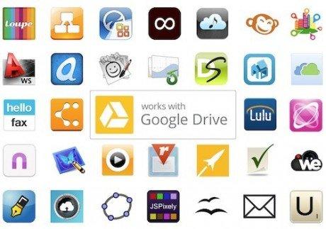 Google drive sdk 2