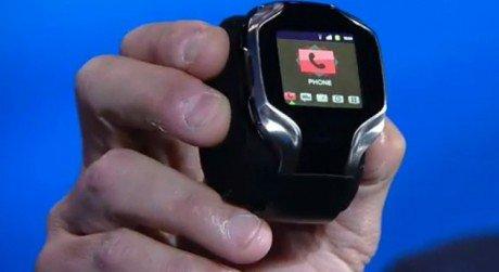 Intel smartwatch